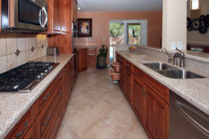 Minimizing Dust and Stress with Cabinet Refacing