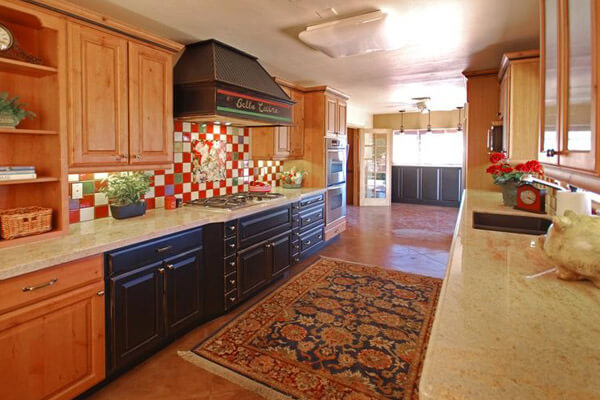 Tips for matching your cabinets to your countertops - Kitchen cabinets southwest ...