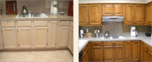 Comparing the Benefits of Refacing or Replacing Your Kitchen Cabinets