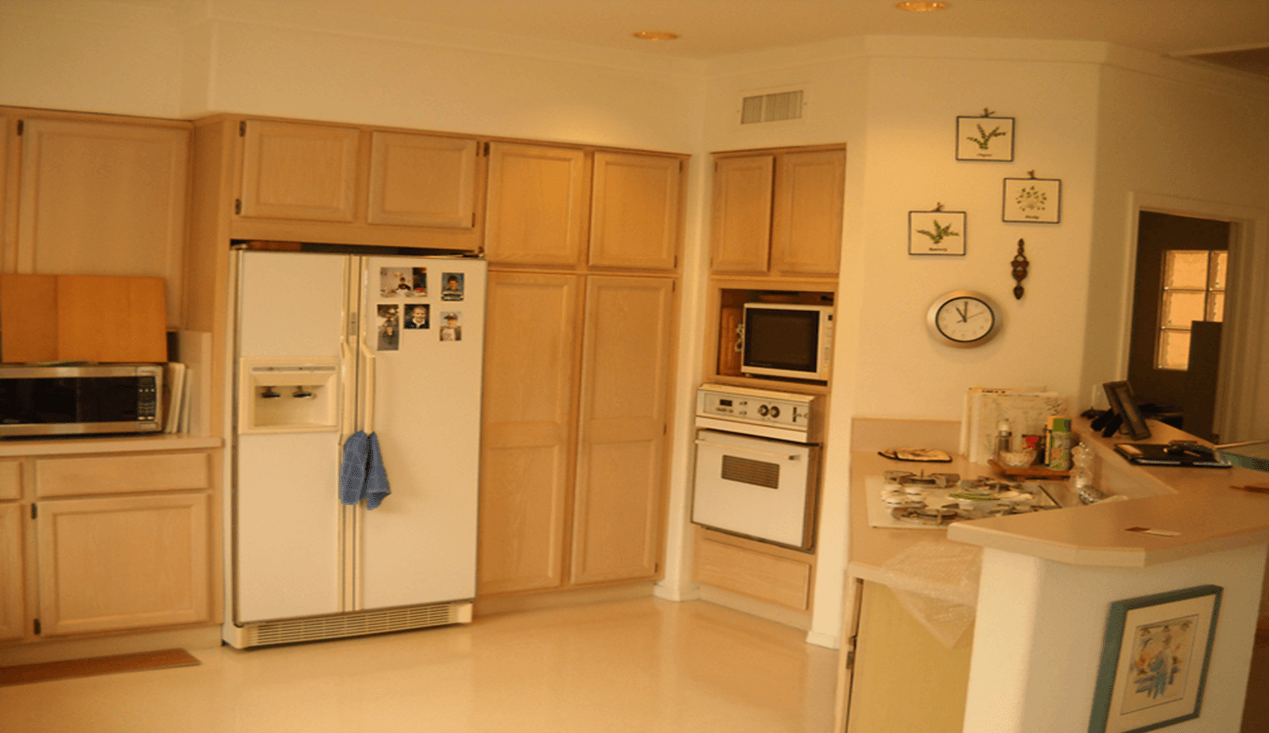Reskin Kitchen Cabinets