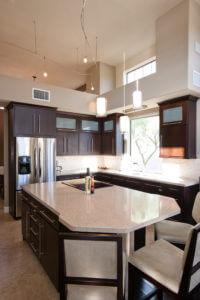 Larson's Kitchen Remodel, <br>Designer: Mel Elkins