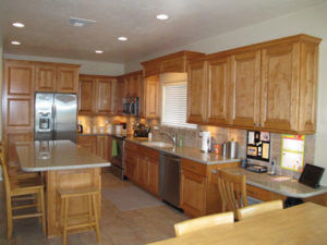Donny and Eileen's Kitchen Remodel, <br>Designer: Mel Elkins