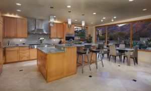 Brundage and Humphrey Kitchen, <br> Design by Laura Wallace