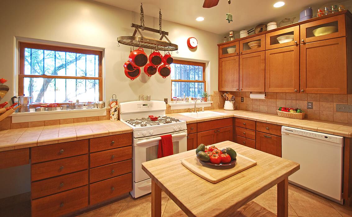 Karman Kitchen Remodel; Designer Maria Jean
