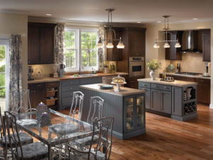 How to Match Your Kitchen's Color Scheme with Your Home