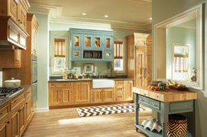 The Benefits of Custom Kitchen Cabinets