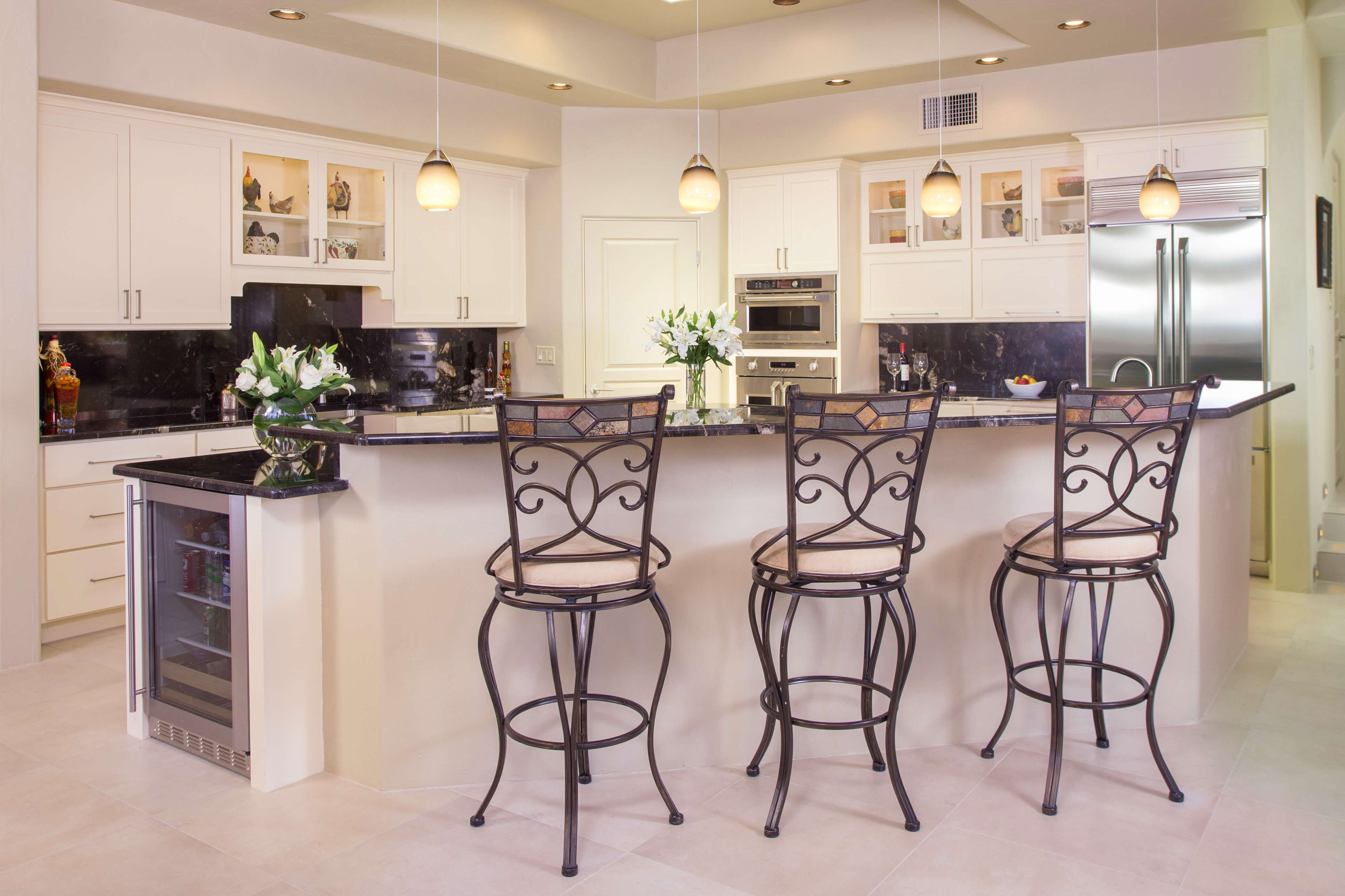 Laura wallace archives southwest kitchen for Wallace custom homes