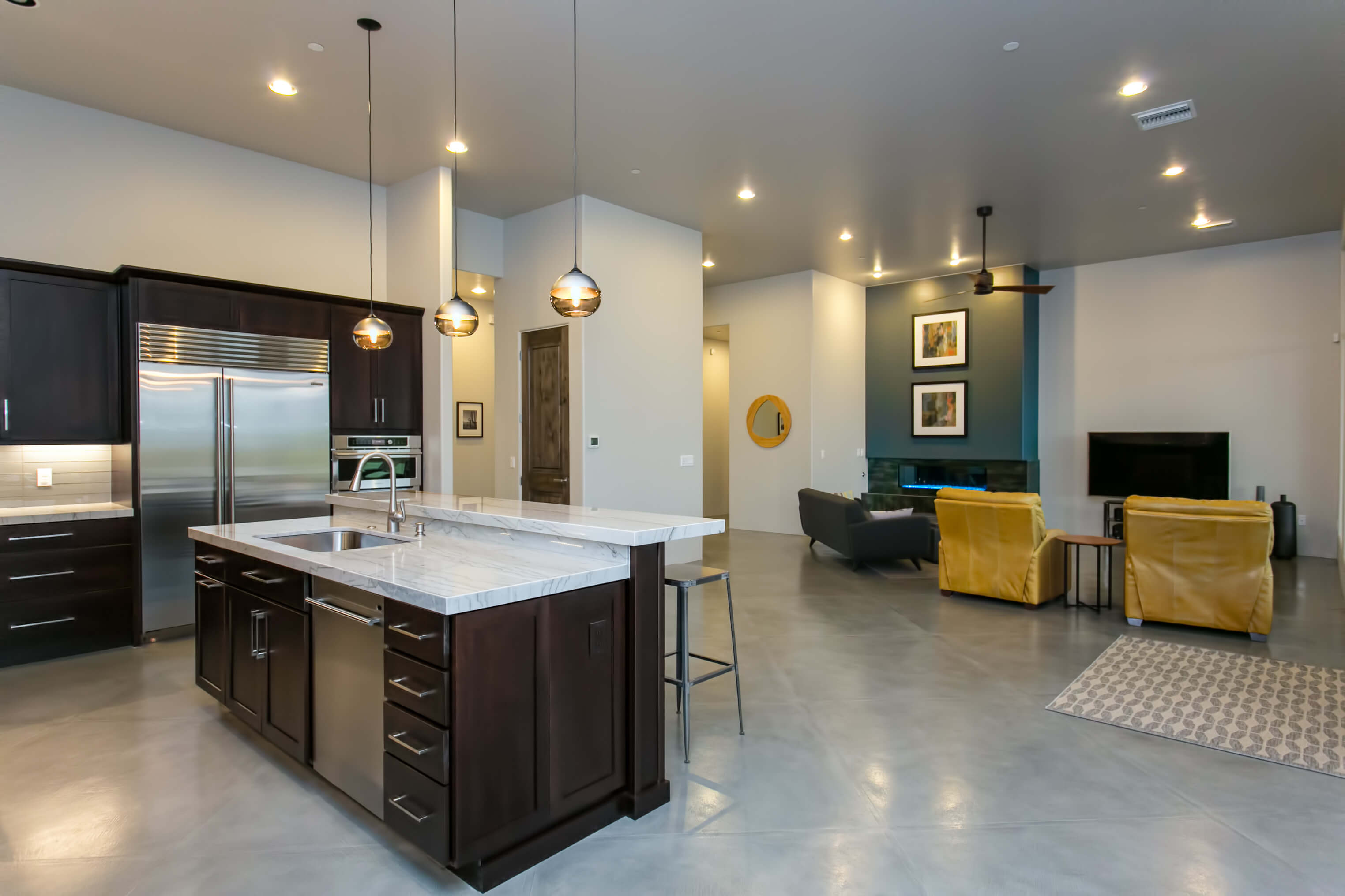 A look at the latest trends in kitchen design southwest for New trends in kitchen design
