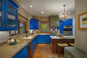 Ideas for Using Blue in Your Kitchen