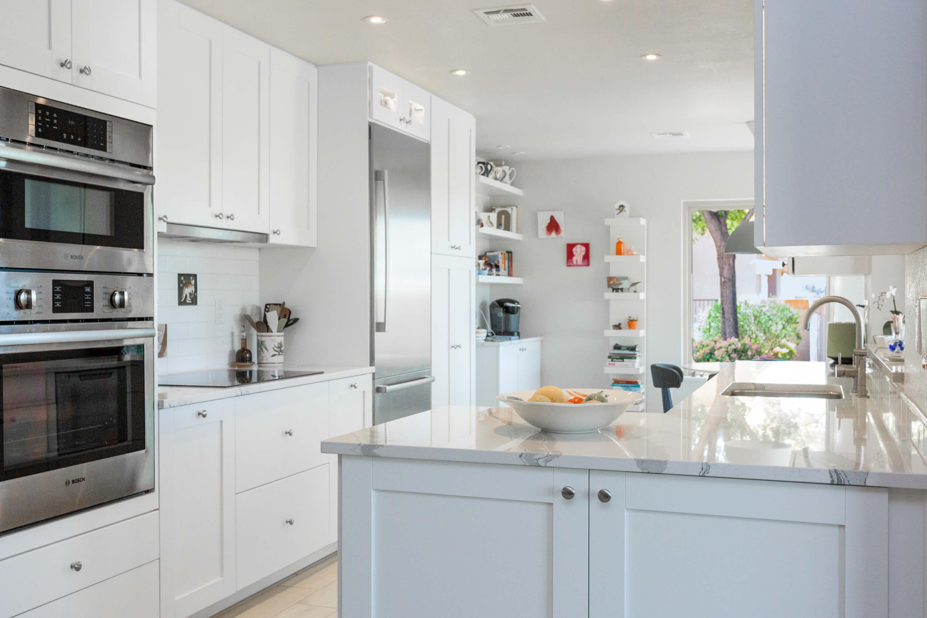 Sun city remodel designer laura wallace southwest kitchen for Southwest kitchen designs