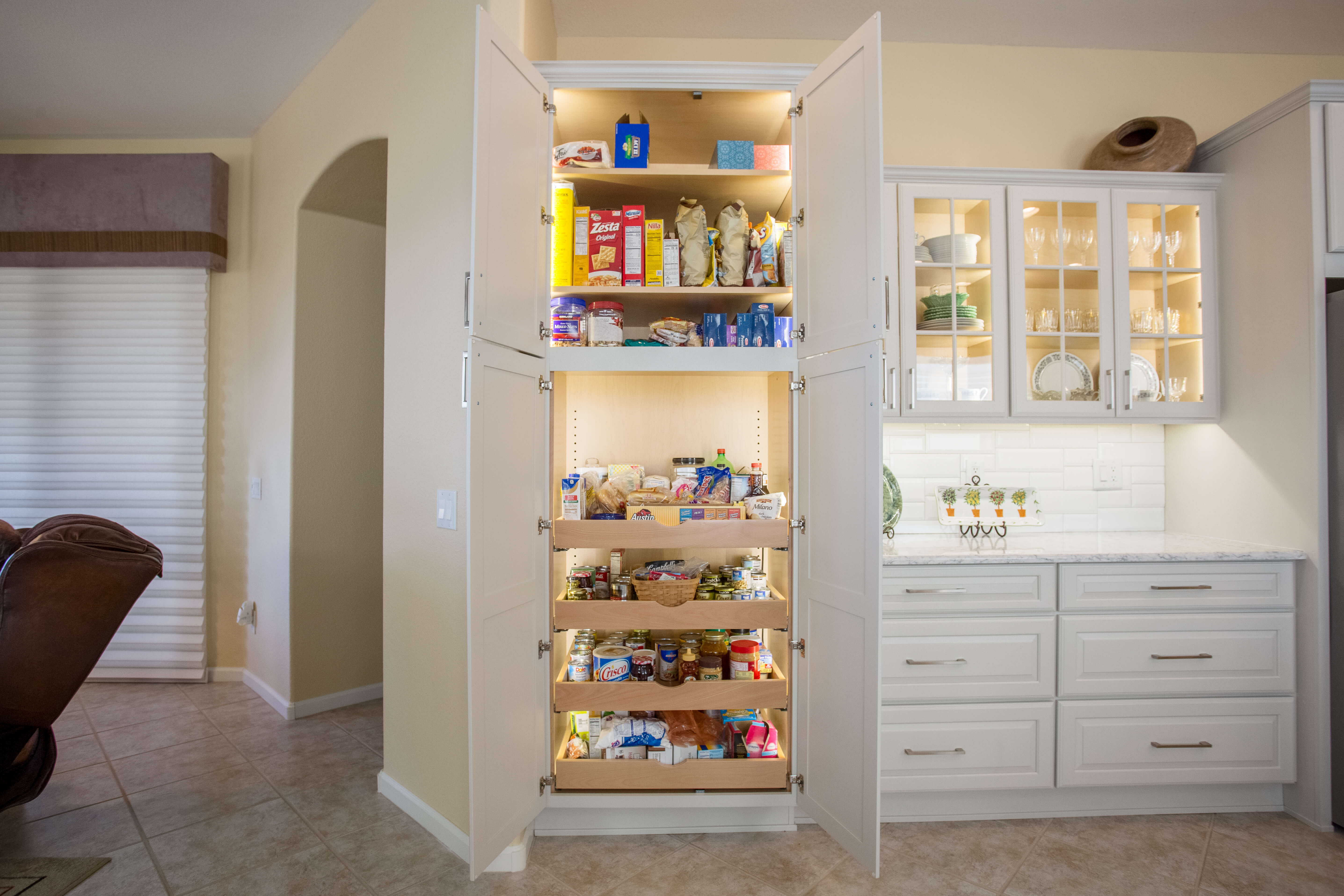 Kitchen Pantry Ideas: Pictures, Options, Tips