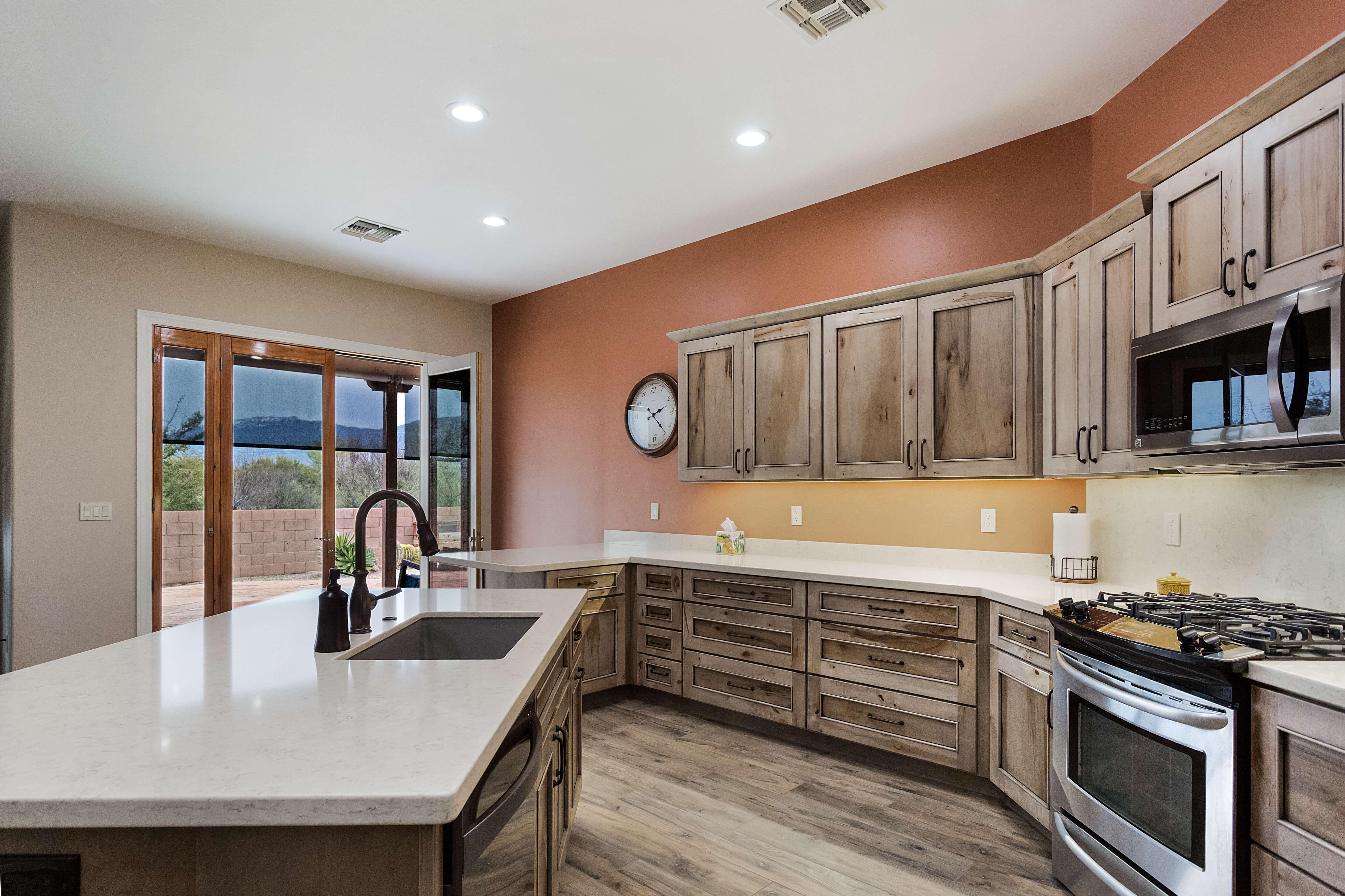 Tucson Kitchen Remodel Designer Maria Jean - Southwest Kitchen