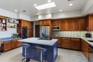 Foothills Kitchen Remodel <br> Designer Matt Yaney