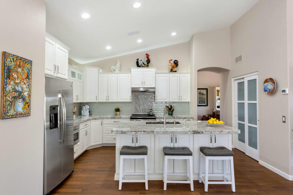 saddlebrooke kitchen remodel; designer matt yaney