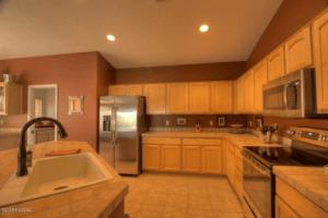 Saddlebrook Kitchen Remodel; <br> Designer Matt Yaney