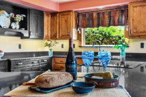 Kitchen Remodel in Saddlebrook ; <br> Designer Matt Yaney