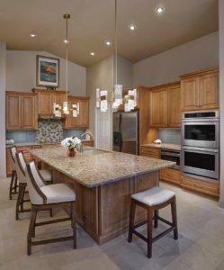 Kitchen Remodel; <br> Designer Laura Wallace