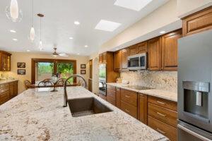 Sabino Canyon Kitchen Remodel, <br> Designer Maria Jean