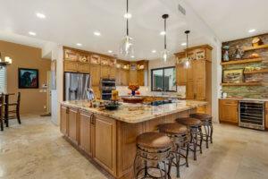 Foothills Kitchen Remodel, <br>Design Matt Yaney