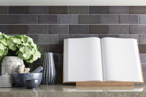 Stylish Ideas for Displaying and Storing Your Cookbooks