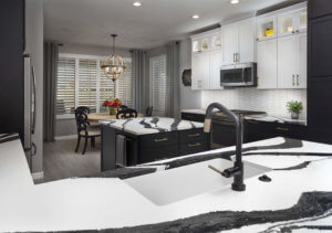 Trends in Design: Kitchen Work Triangle vs. Work Zones