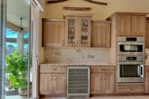 Are Glass-Front Cabinets Right for Your Kitchen?