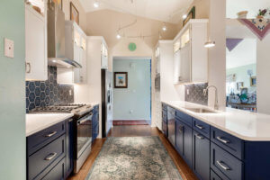 Fast Track Your New Kitchen with Cabinet Refacing