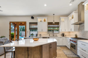 Tucson Kitchen Remodel; Designed by Maria Jean